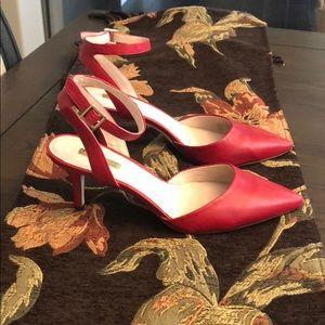 Louise et Cie Red Heels